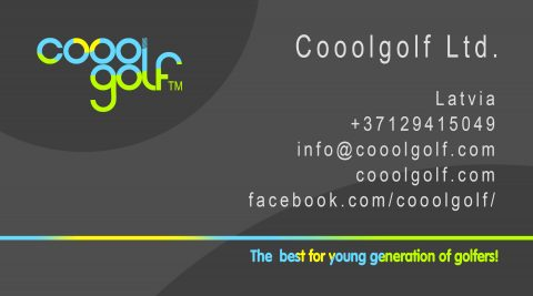 Cooolgolf – golf books for kids | Contacts